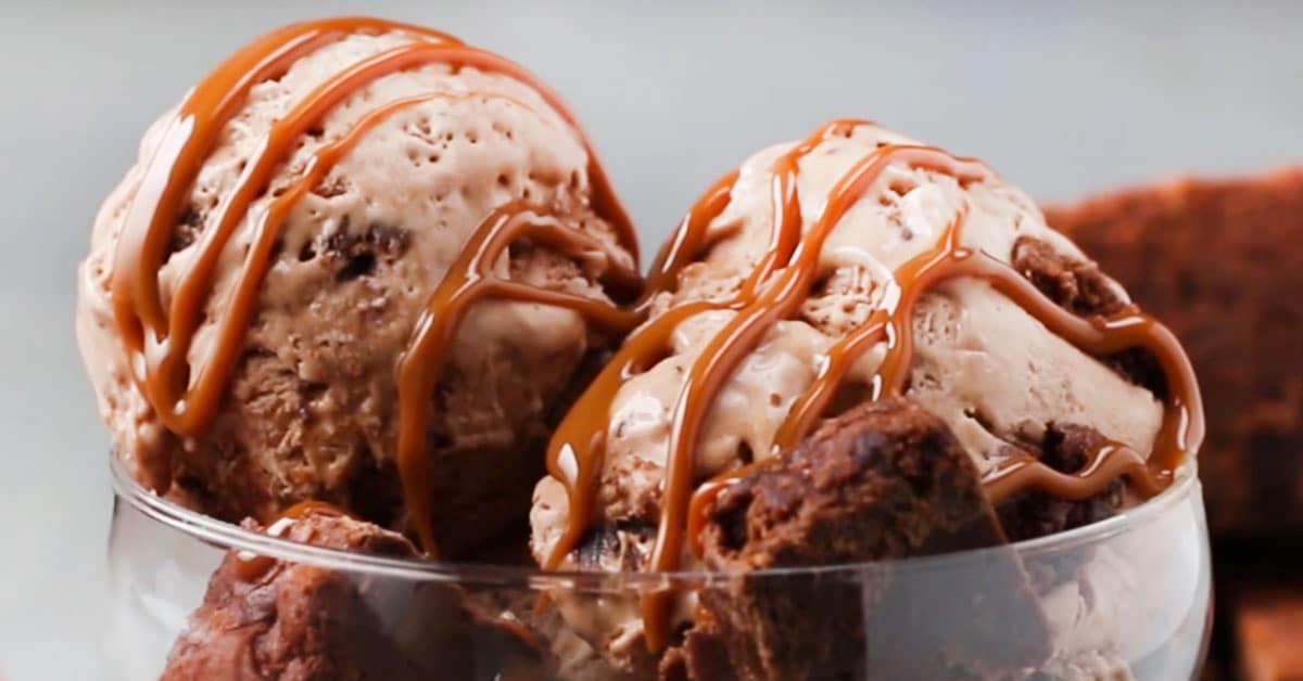 Jätä kalliit jäätelöt kauppaan – näin valmistat Ben & Jerry's jäätelöä kotona