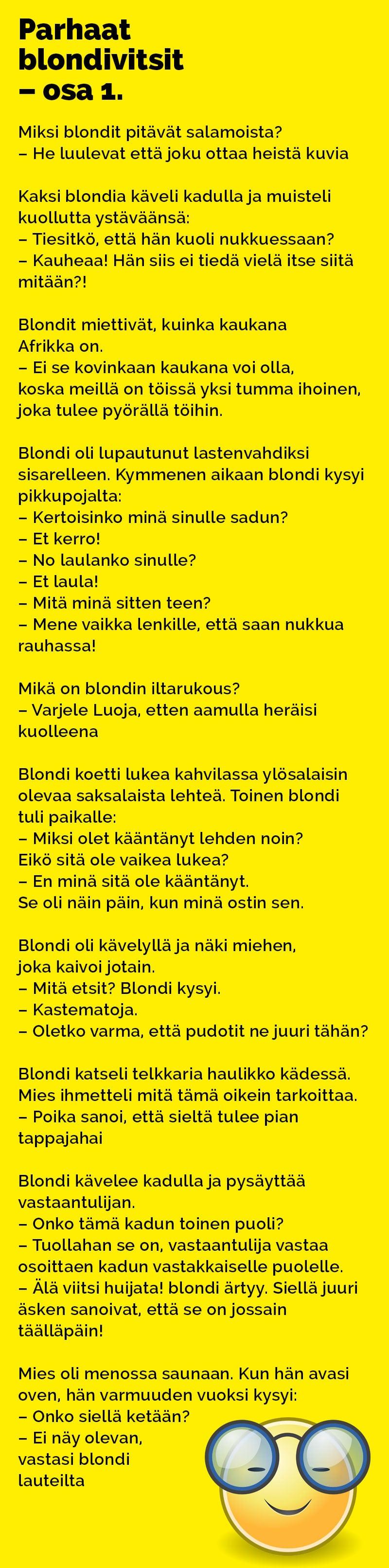 Blondivitsit