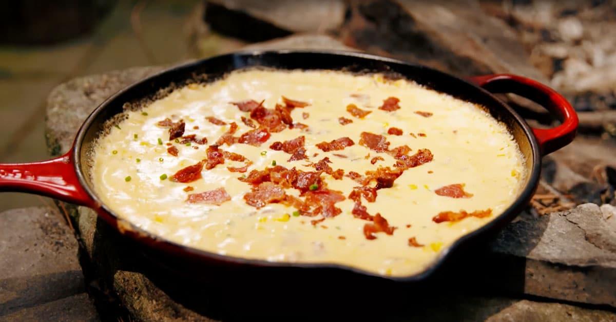 Jalapeño-juustodippi – maukasta ja sopivasti tulista