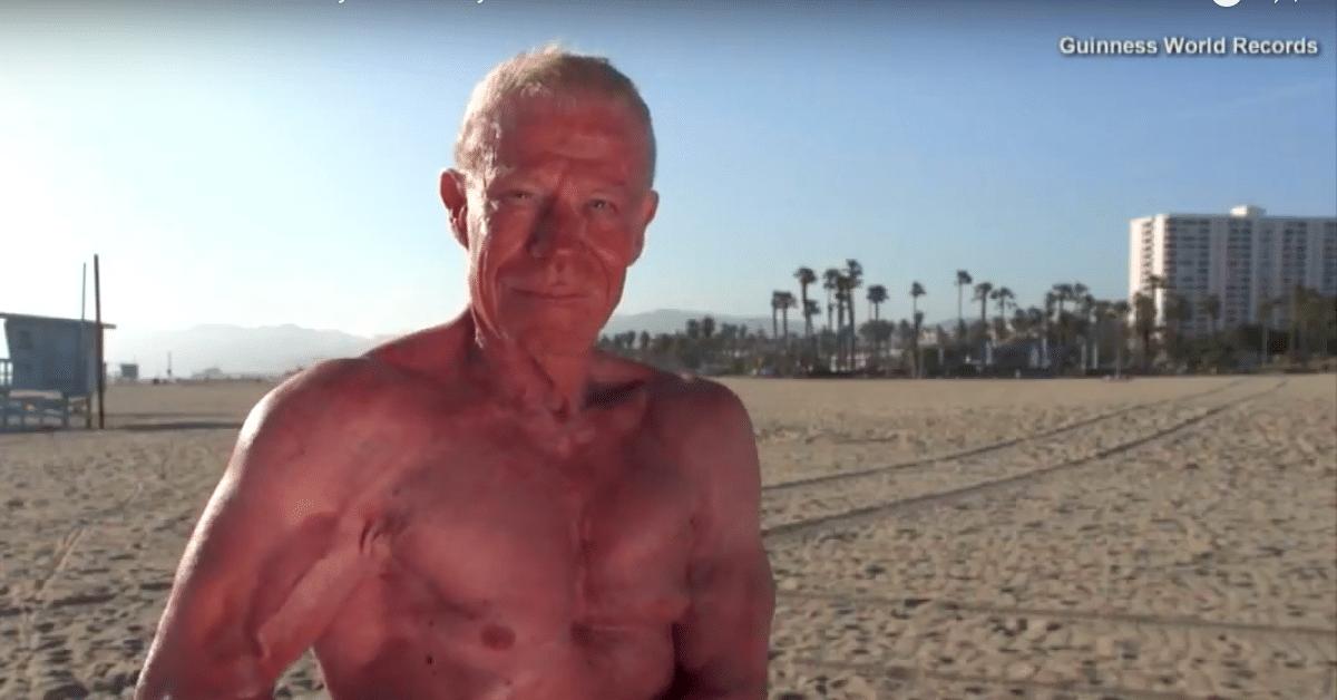 Tämä 84-vuotias kehonrakentaja on edelleen upeassa kunnossa!