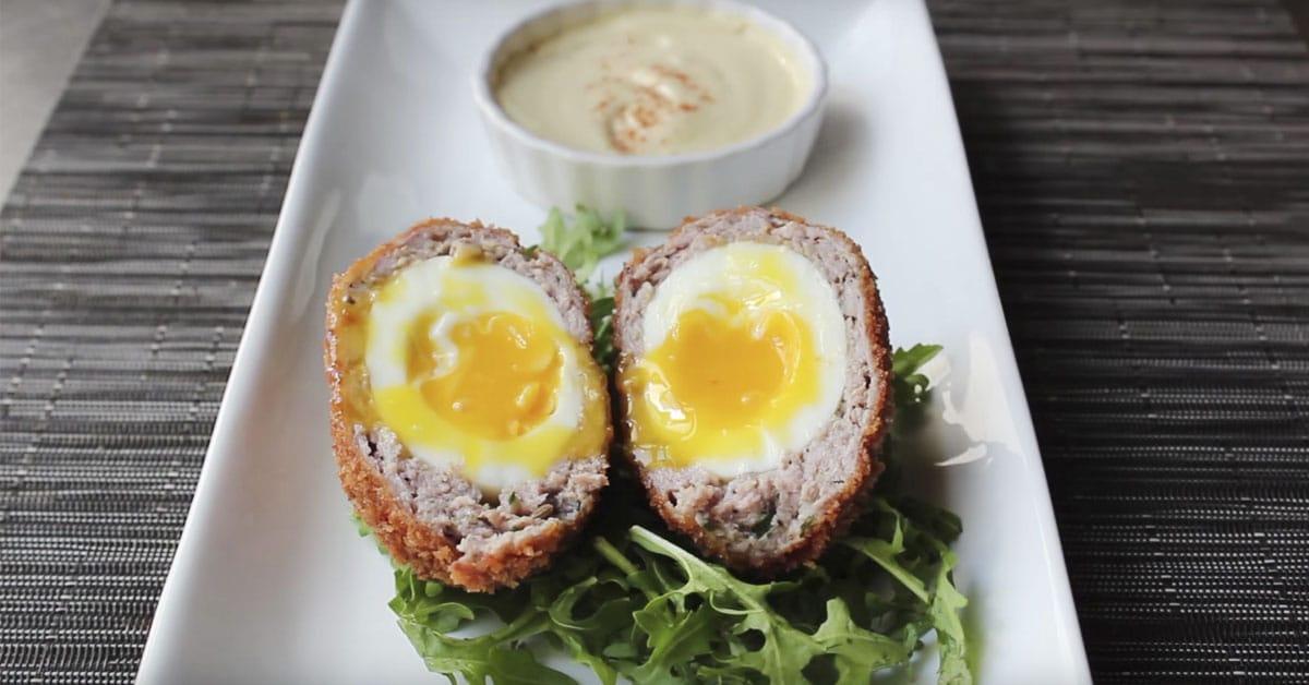 Skottilaiset munat