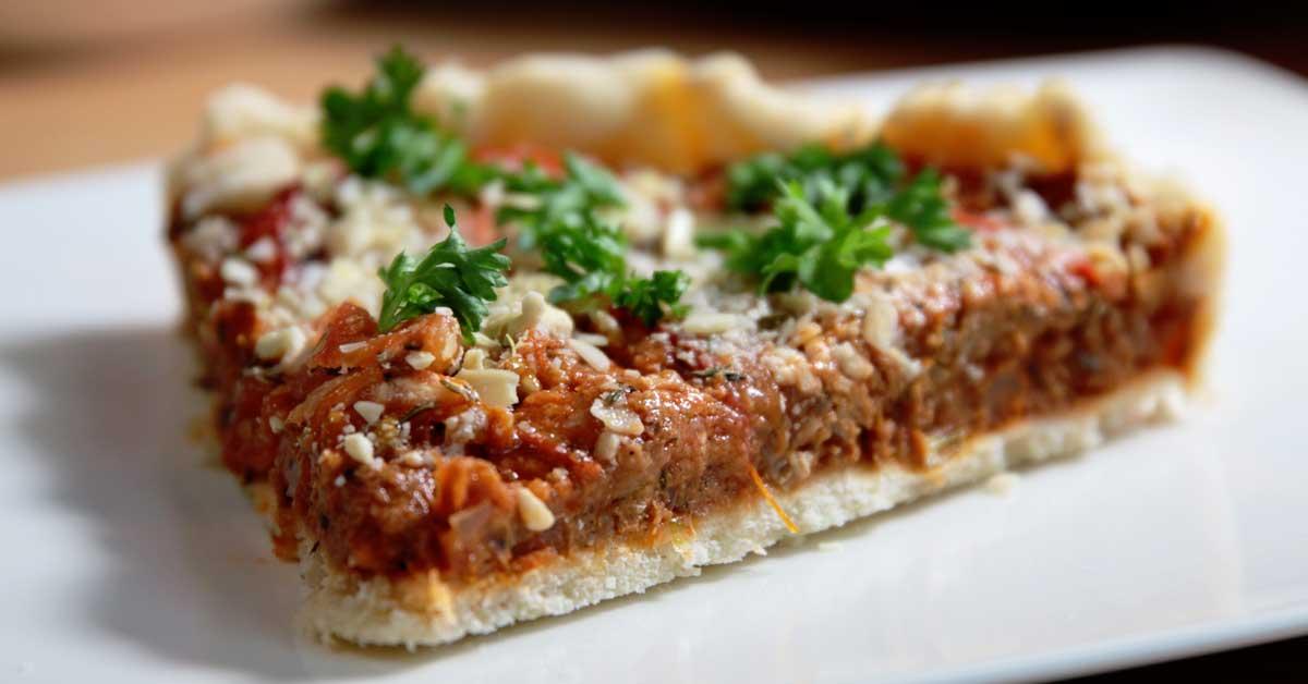Herkuttelijan tomaatti-härkispiiras – paras (g, ve) resepti kautta aikojen