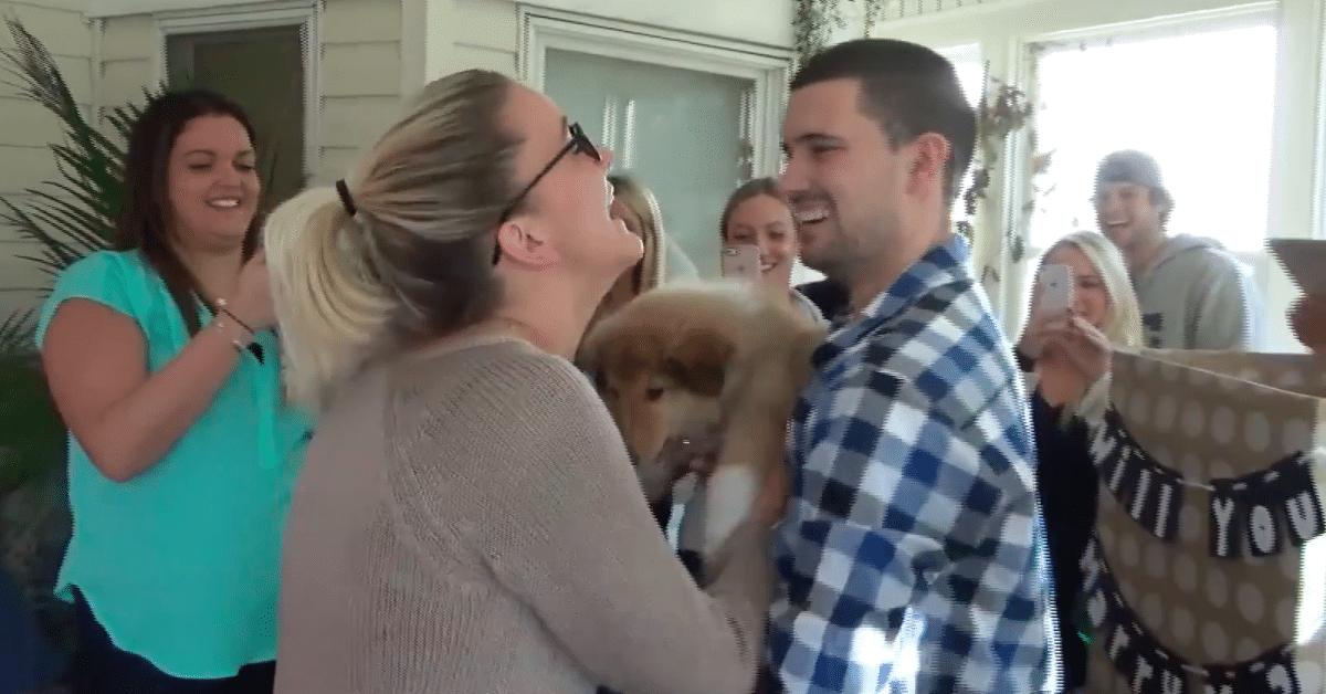 Maailman paras yllätys – oma koiranpentu!