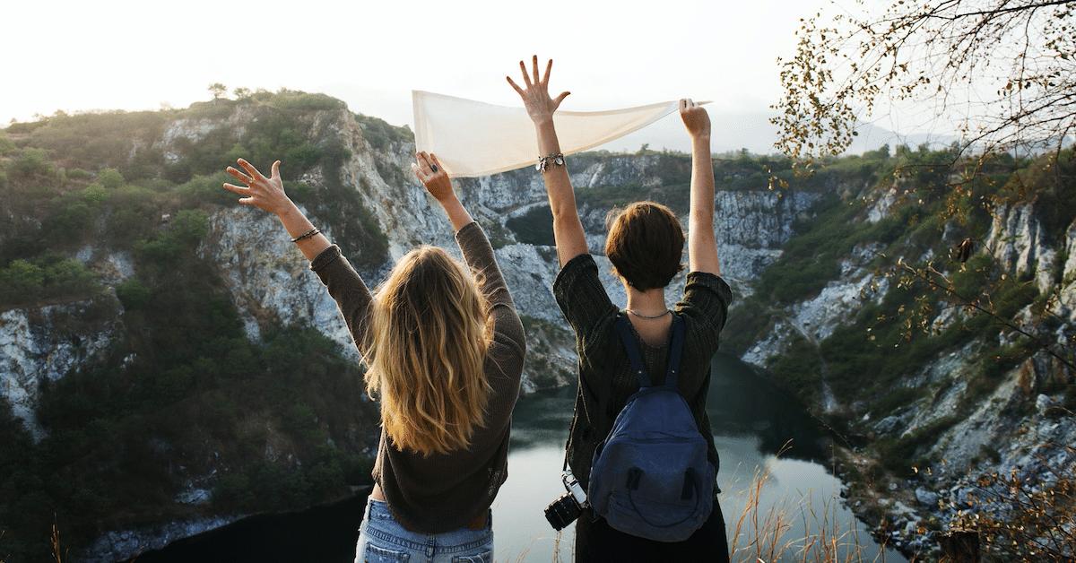 8 syytä miksi sinun tulisi matkustaa ainakin kerran elämässäsi parhaan ystäväsi kanssa