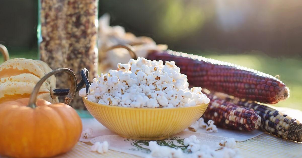 Kulhollinen popcornia on oikeasti pasta-annosta terveellisempi päivällinen