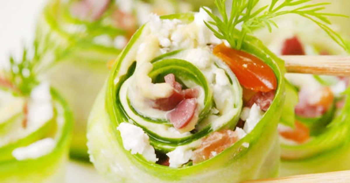 Kreikkalaista sushia – kevyttä ja maukasta