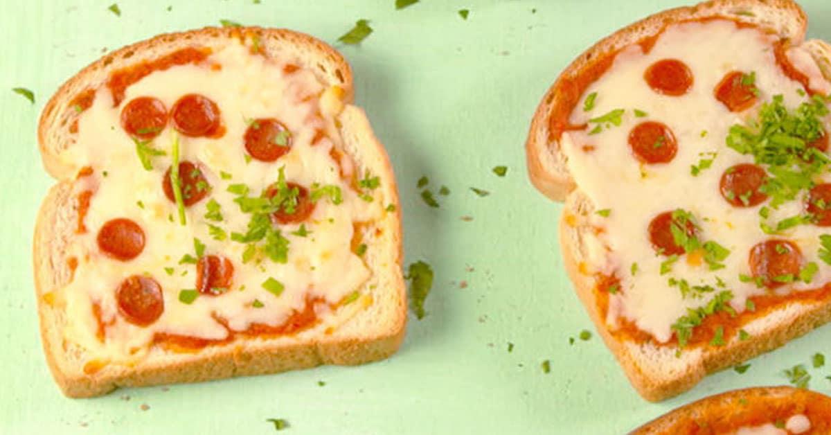 Pizza-toastit – helpoin tapa tyydyttää pizzan himo