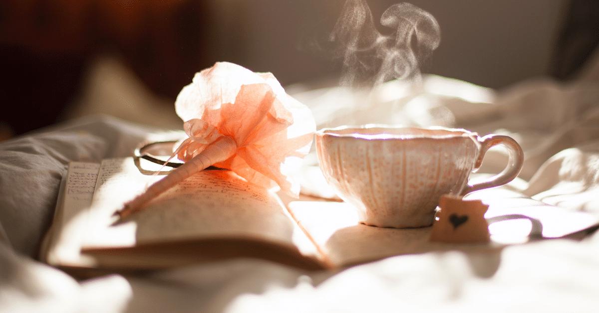 Haluatko olla luovempi? – Juo kupillinen teetä