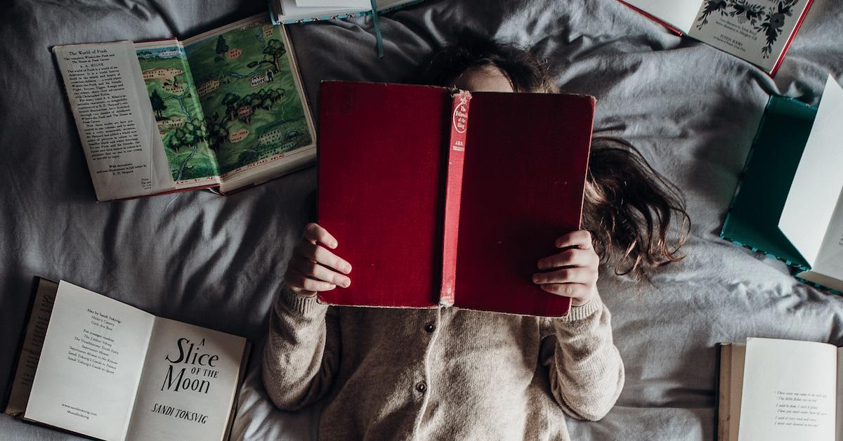 Näin teet kirjojen lukemisesta tavan