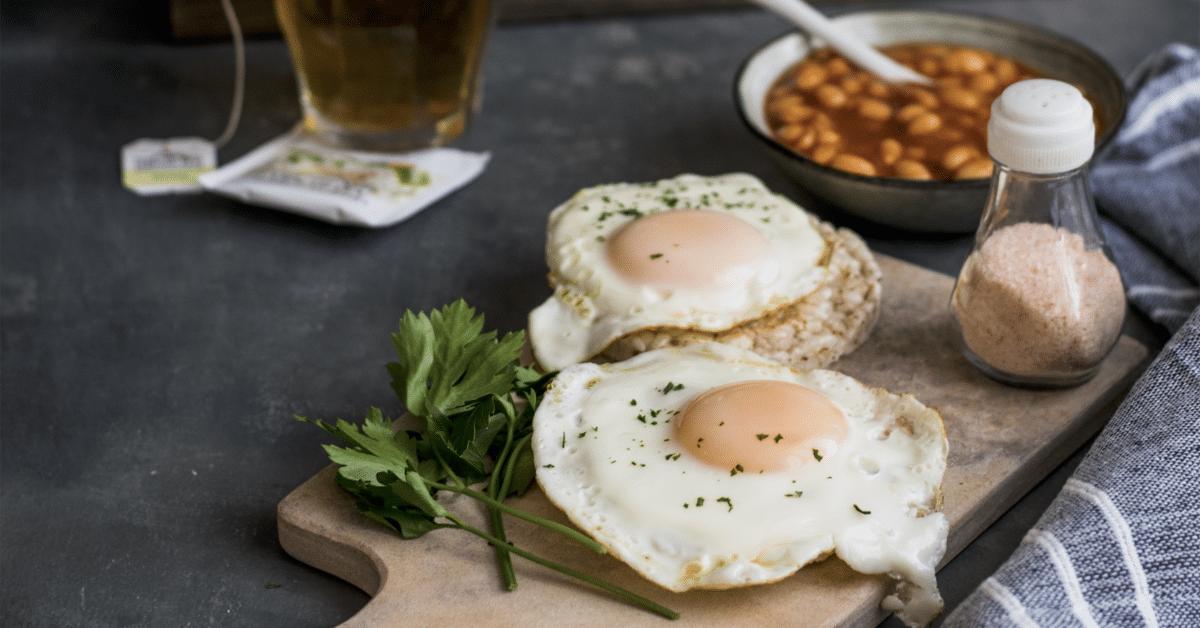 Näin kananmunat edistävät terveyttäsi