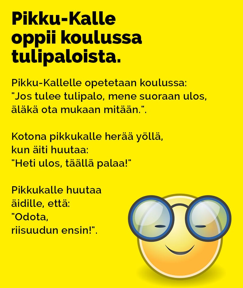 Pikku Kalle Vitsit