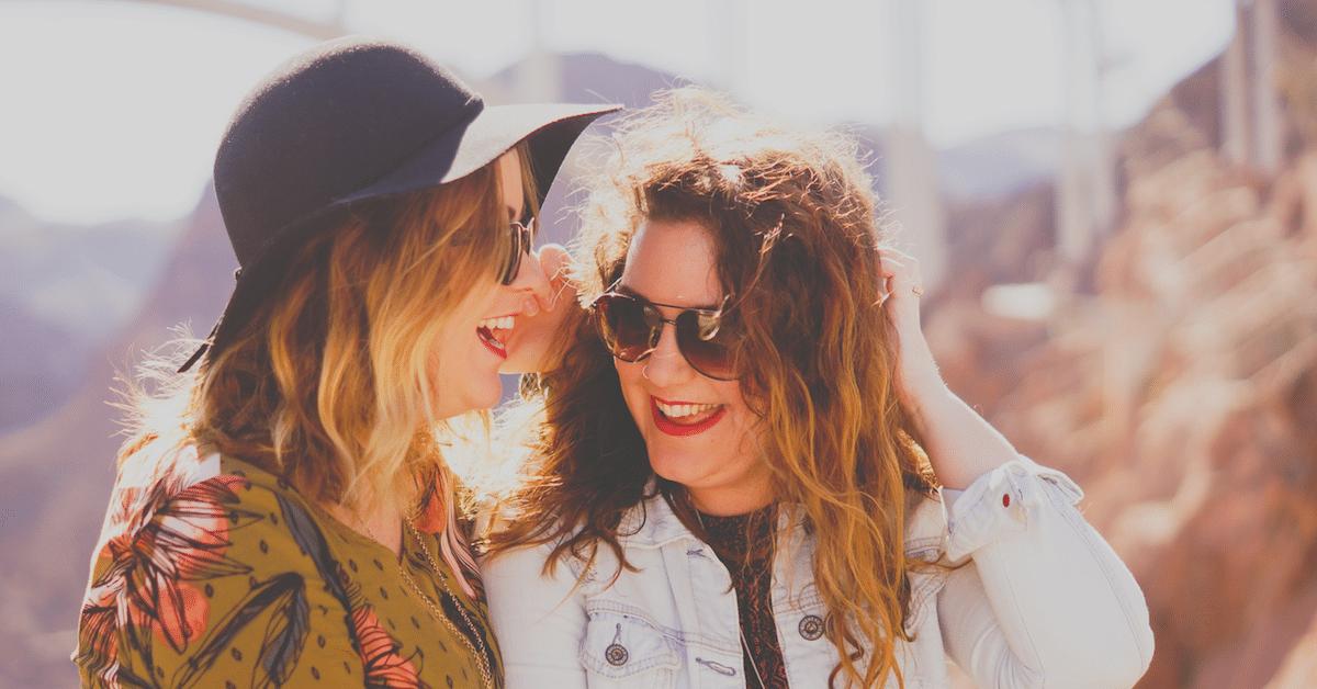 46 asiaa, jotka voi jakaa vain parhaan ystävän kanssa