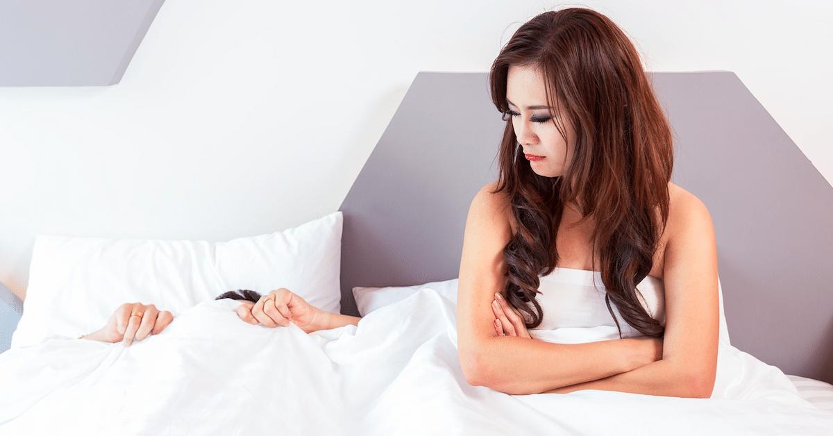 Riiteletkö kumppanisi kanssa rahasta tai seksistä? Tästä se johtuu