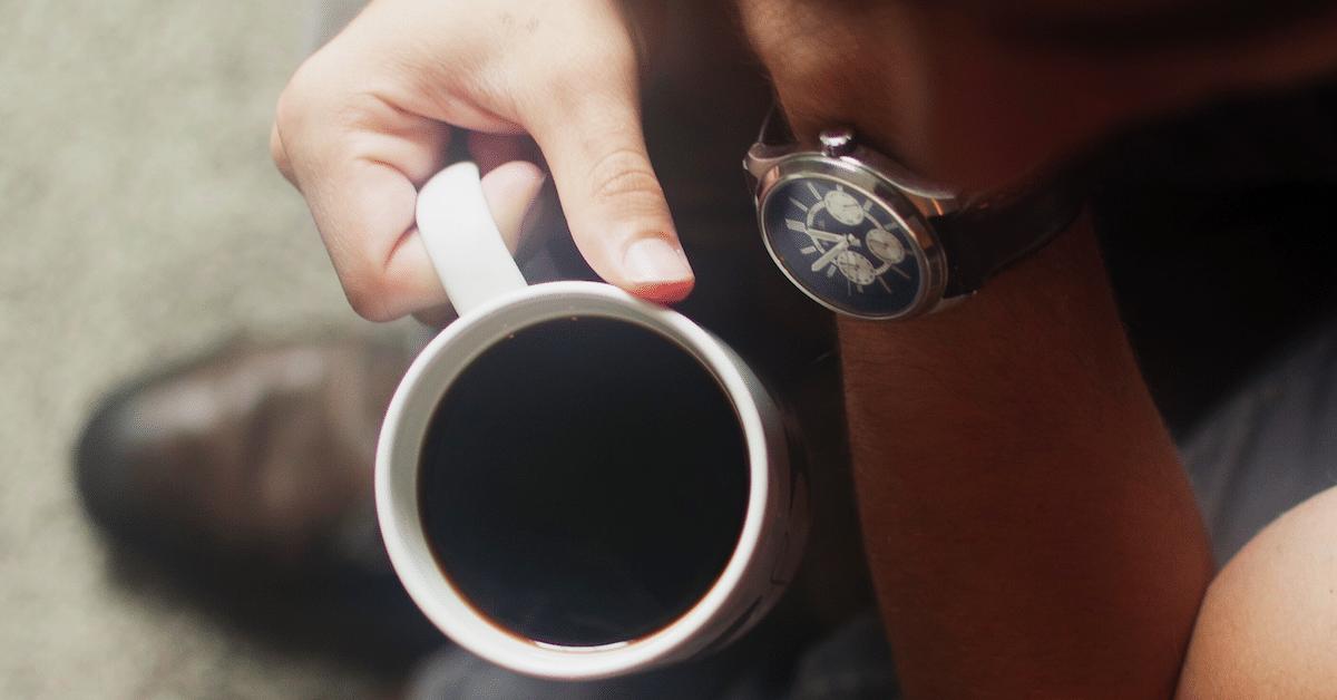 Juotko kahvisi mustana? – Saatat olla psykopaatti