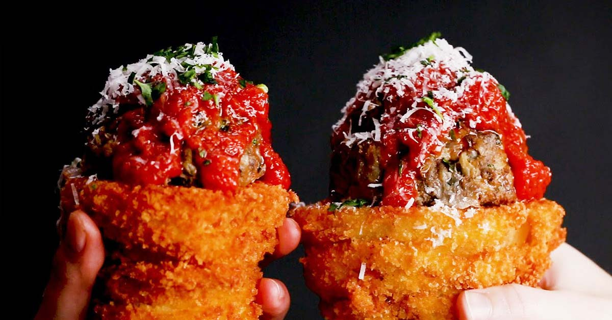 Lihapullamuki – herkullista ja suhteellisen täyttävää