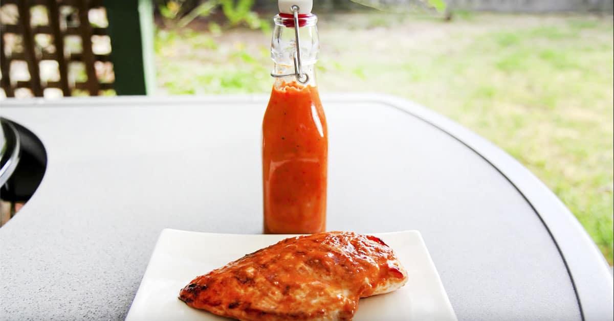 Näin valmistat Piri piri -kastiketta – toimii loistavasti grillatun kanan kanssa!