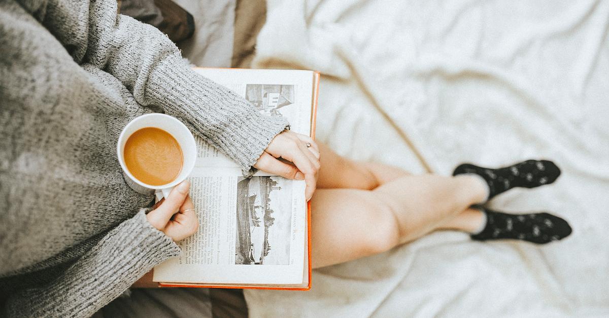 20 syytä, miksi kirjat päihittävät poikaystävän