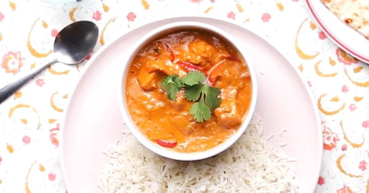 Shahi Paneer – intialaisen ruoan ystäville