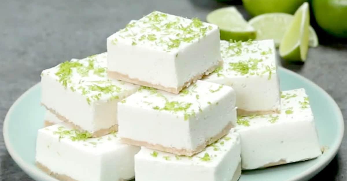 Herkulliset lime-kookosleivokset – vähän hiilareita ja paljon makua