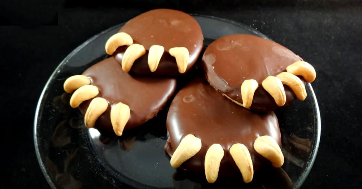 Karhuntassukeksit – pähkinäiset suklaaherkut, jotka maistuvat varmasti kaikille