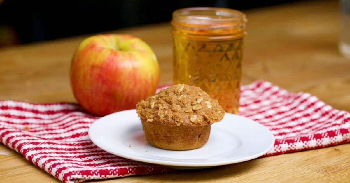 Omenapiirakka-muffinsit – herkullinen yhdistelmä, jota kannattaa ehdottomasti kokeilla