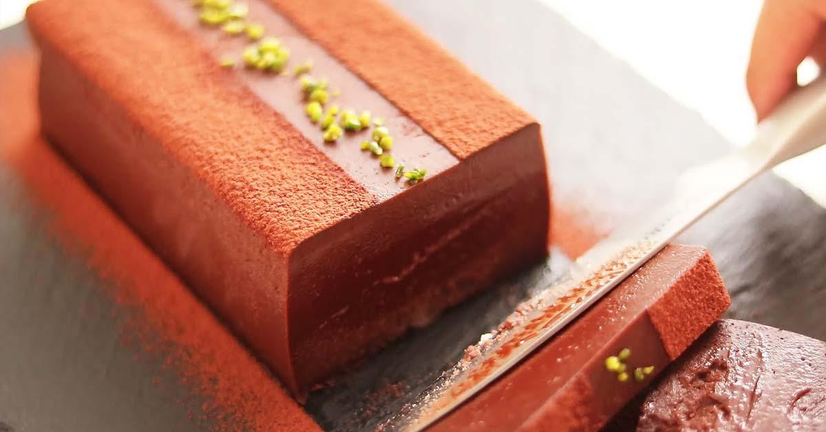 Suklaaterriini – suklaan ystävän unelmaherkku