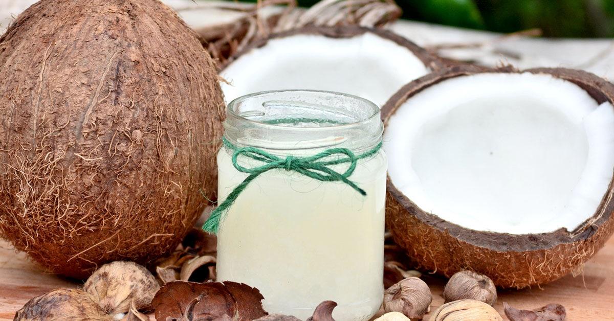 10 kookosöljyn tieteellisesti todistettua terveysvaikutusta