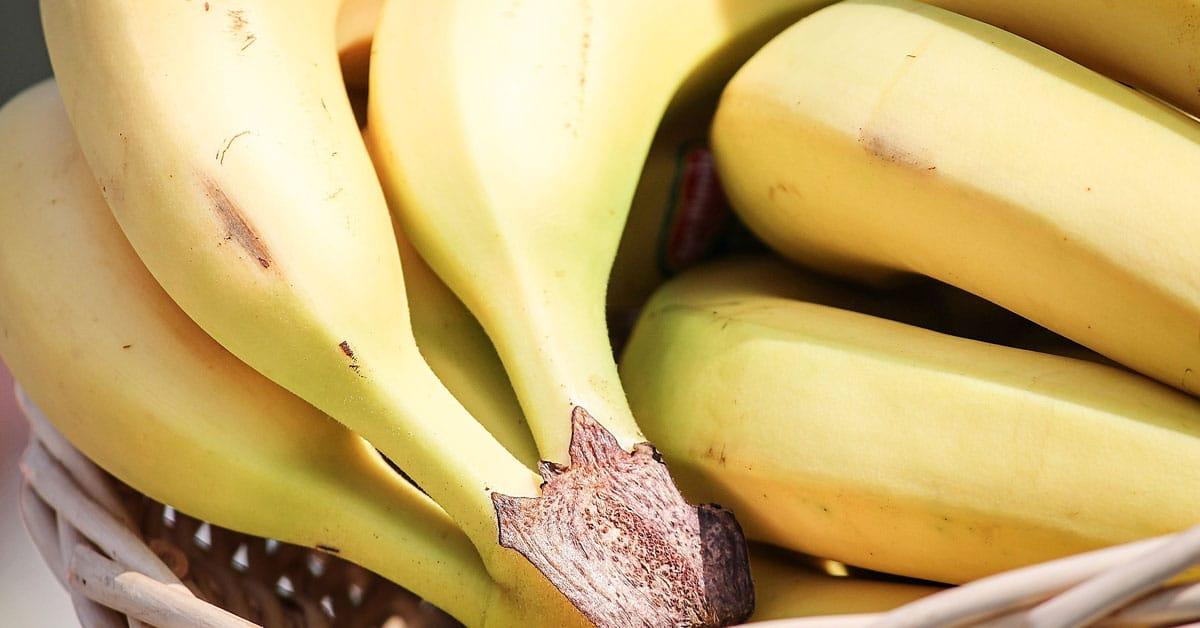 25 hyvää syödä banaania säännöllisesti