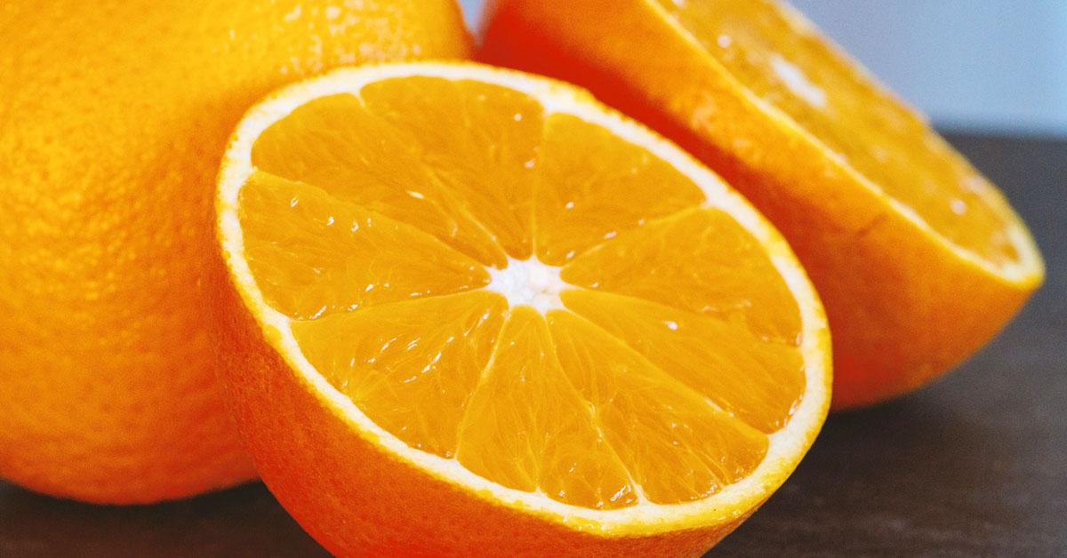 Nämä ovat appelsiinin kiistämättömät terveysvaikutukset
