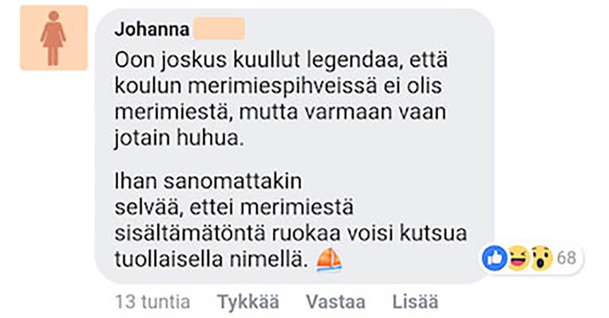 Feissarimokat: EU kiellot saavat suomalaiset huutonauramaan – onko mehukatissa kissaa?