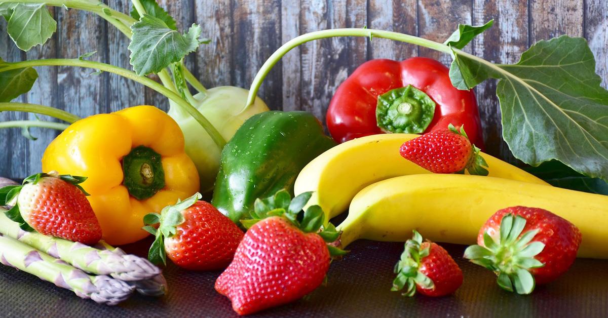 Syötkö riittävästi vihanneksia ja hedelmiä? – näin monta annosta ihminen tarvitsee päivässä