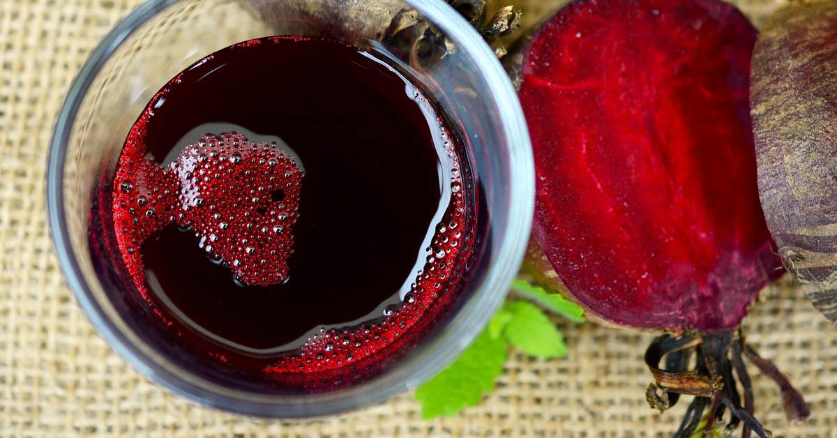 12 syytä juoda punajuurimehua säännöllisesti