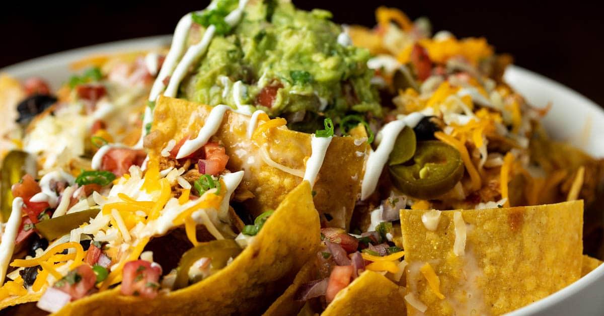 Maailman parhaat nachot – näin valmistuu maukas iltapala